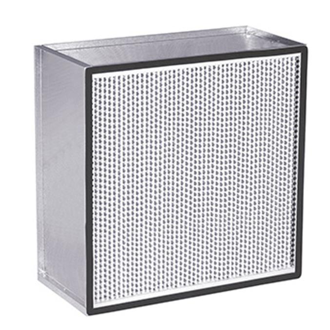 Astrofil es un filtro absoluto de alta eficacia.
